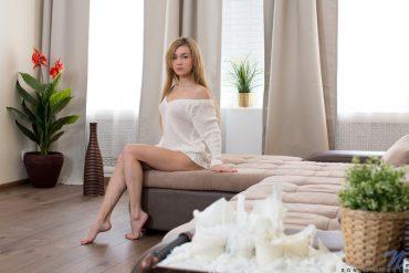 Apartmanımızdaki üniversiteli genç kız